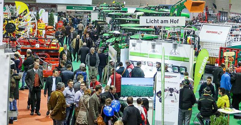 Agrarmesse 2018 Klagenfurt Digitalisierung Landwirtschaft