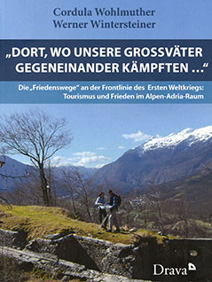 "Buchcover ""Friedenswege"""