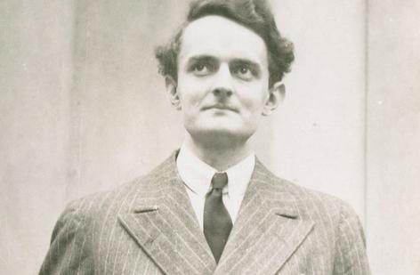 Goffried von Einem um 1947