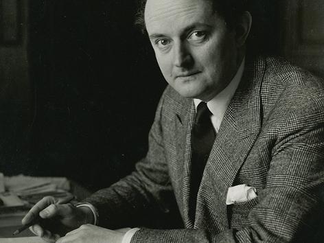 Gottfried von Einem um 1950