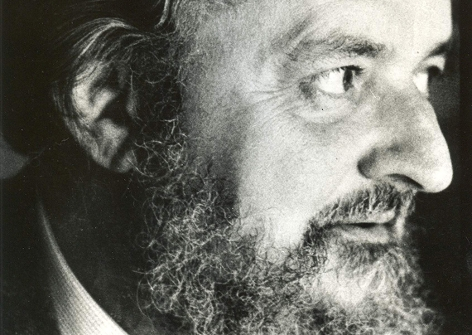 Gottfried von Einem um 1975