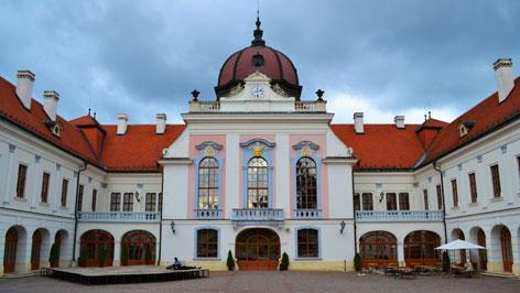 Keszhely Grassalkovich kastély
