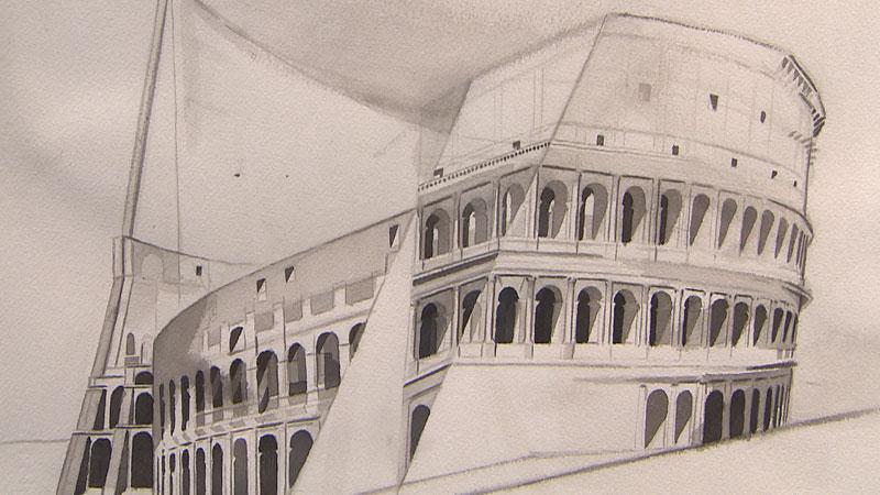 Izložba Gutrufa u Željeznu