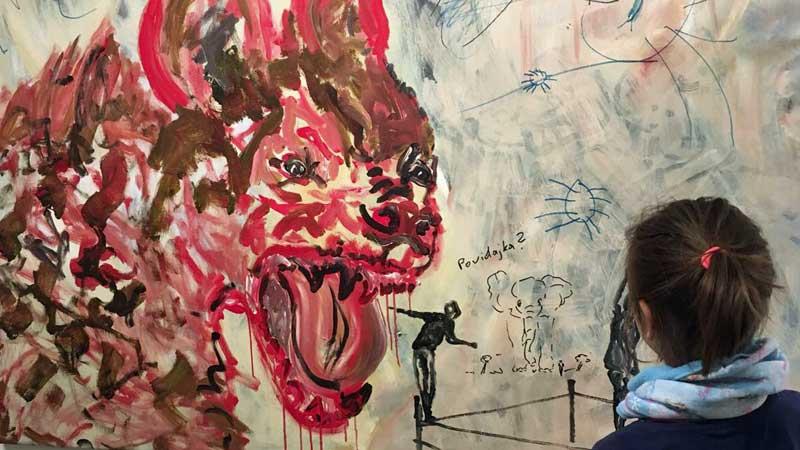 Izložba Klausa Ludwiga Kerstingera u Linzu