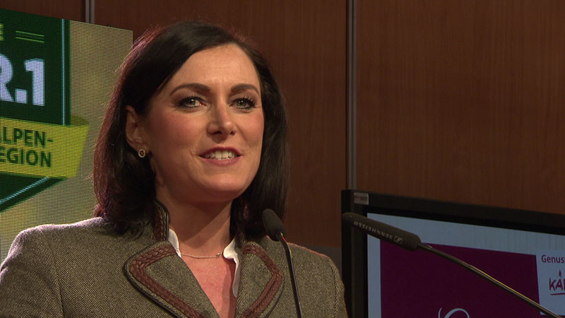 Elisabeth Köstinger Ministerin ÖVP