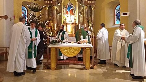 magyar papok találkozója 2018, vencser, varga, pál, gáspár