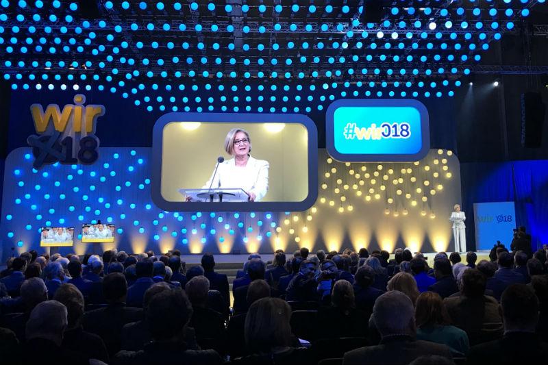 Wahlkampfauftakt ÖVP Landtagswahl 2018