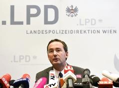 Landespolizeipräsident von Wien, Gerhard Pürstl