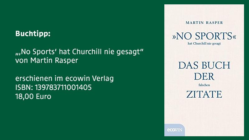 """""""Das Buch der falschen Zitate"""""""