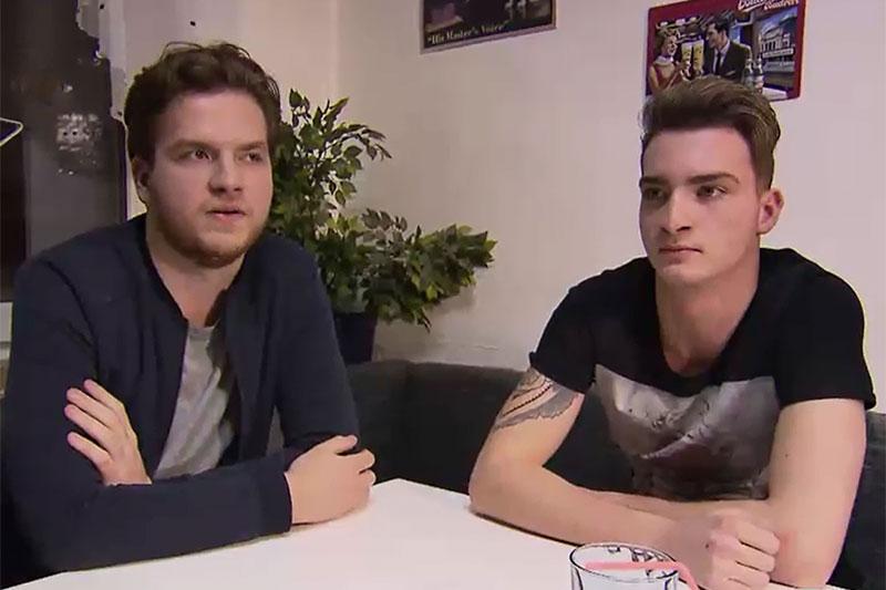 Andreas und der dritter Bruder