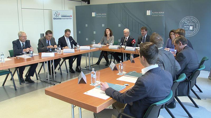 Universität Klagenfurt Stiftungsprofessur
