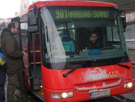 Autobuslinie 901