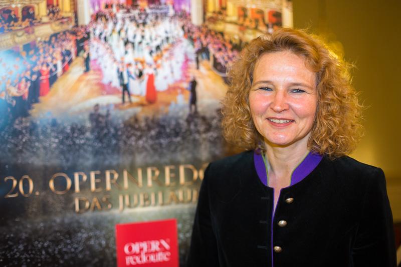 Opernredoute, Ausstatterin Mignon Ritter