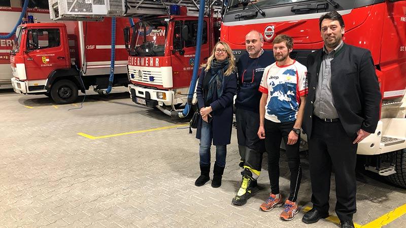Aidas Ardzijaukas Litauer Lauf Dakar Litauen