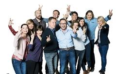 Mitarbeiter des ORF Vorarlberg