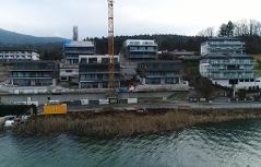 Baustopp Kärntner Seen Verbauung Appartment