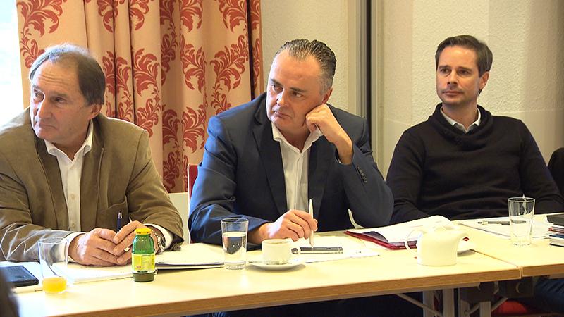 Hans Peter Doskozil bei der SPÖ-Klubklausur