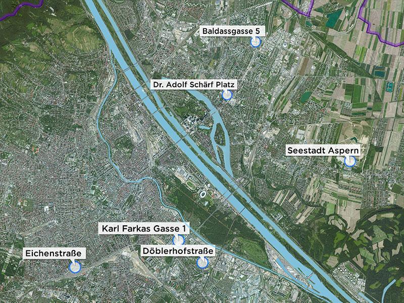 Umweltbundesamt: Stadt bietet sieben leere Grundstücke als Standort