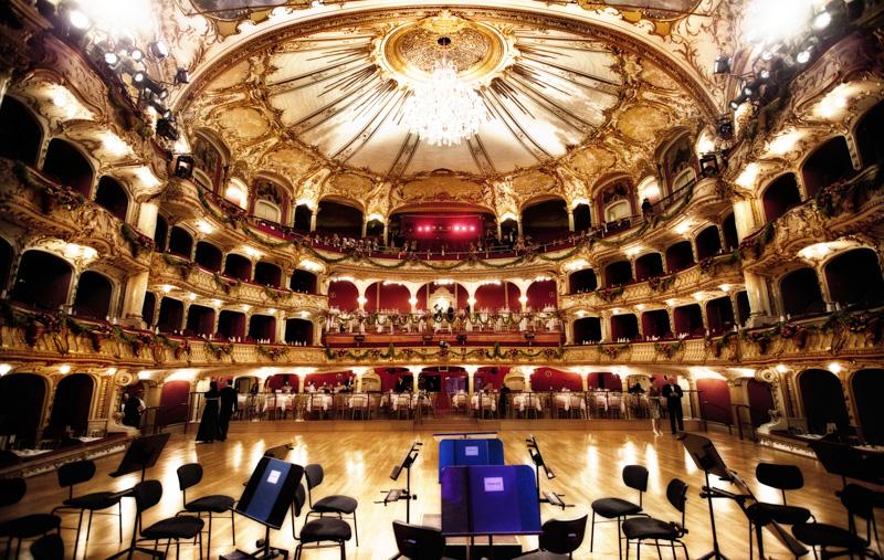 Ballsaal, Opernredoute 2012