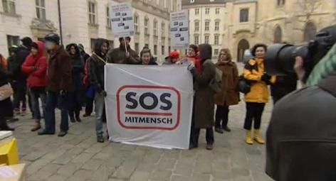 25 Jahre Menschenrechtsorganisation SOS Mitmensch