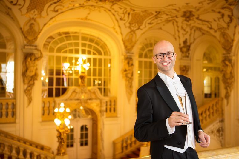 Bernd Pürcher, Opernredoute