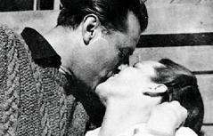 Hans Hauser und Virginia Hill