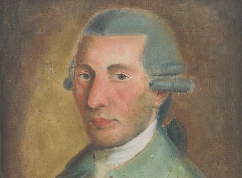 Joseph Haydn Portrait