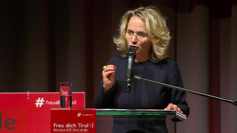 SPÖ Wahlkampfauftakt mit Elisabeth Blanik