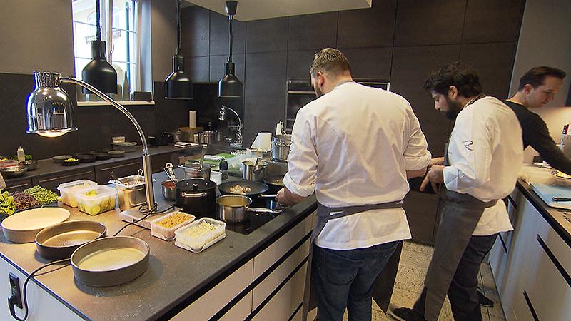 Die Küche als Bühne - burgenland.ORF.at