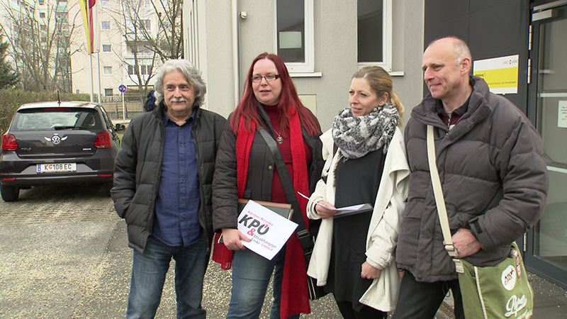 KPÖ Landtagswahl 4. März