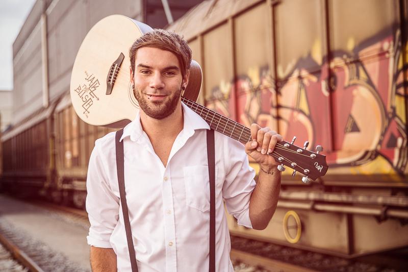 Jack the Busch, Musiker aus Haslach