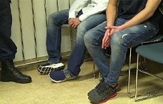 Jugendliche Räuberbande vor Gericht