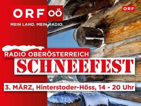 Radio OÖ Schneefest 2018