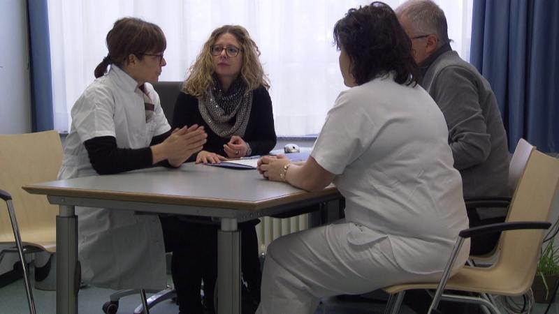 Psychologen und Ärzte in der Memory Klinik Meran