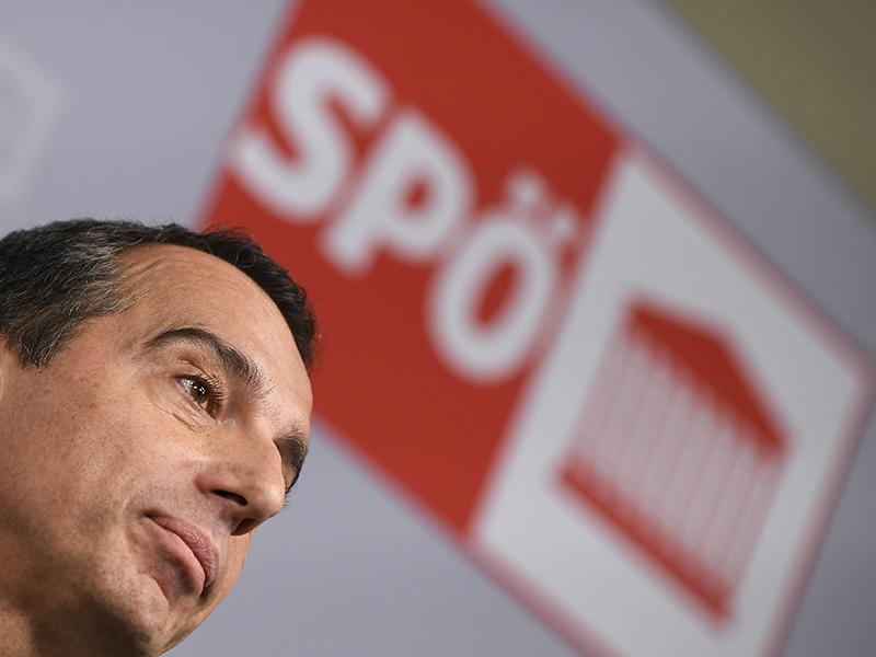 Christian Kern SPÖ