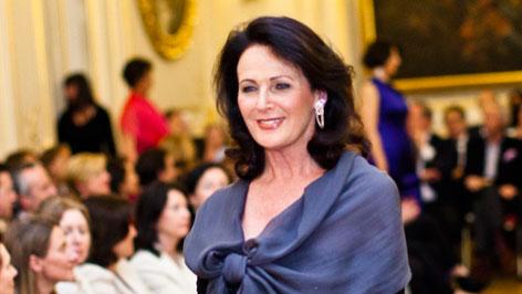 Felker Judith, az Osztrák-Magyar Társaság főtitkára