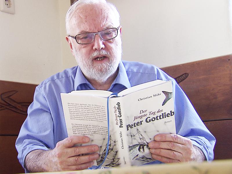 Christian Mähr neues Buch