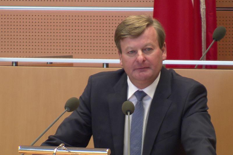 Gottfried Waldhäusl Landtag 2017