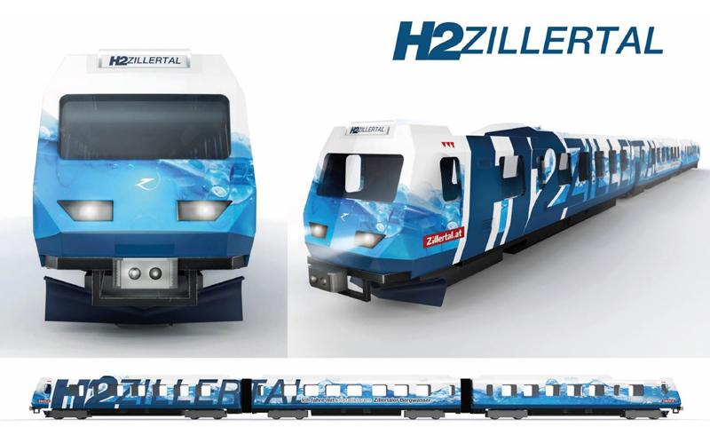 neue Zillertalbahn Präsentation