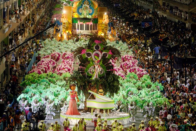 Carneval Rio de Janeiro 2010