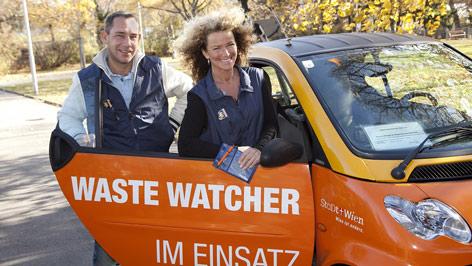 Bécs tiszta város
