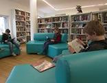 Bibliotheken im Aufwind