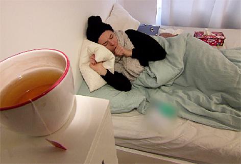 Grippe Influenza Virus grippal Infekt Krankheit Infektion