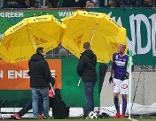 Raphael Holzhauser bei Derby im Allianz-Stadion