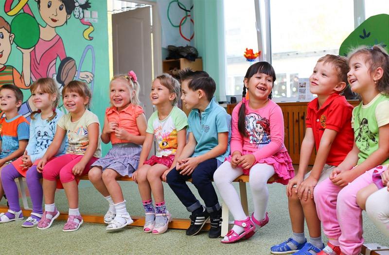 Kindergarten, Betreuung