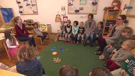Magyar kismartoni óvodák