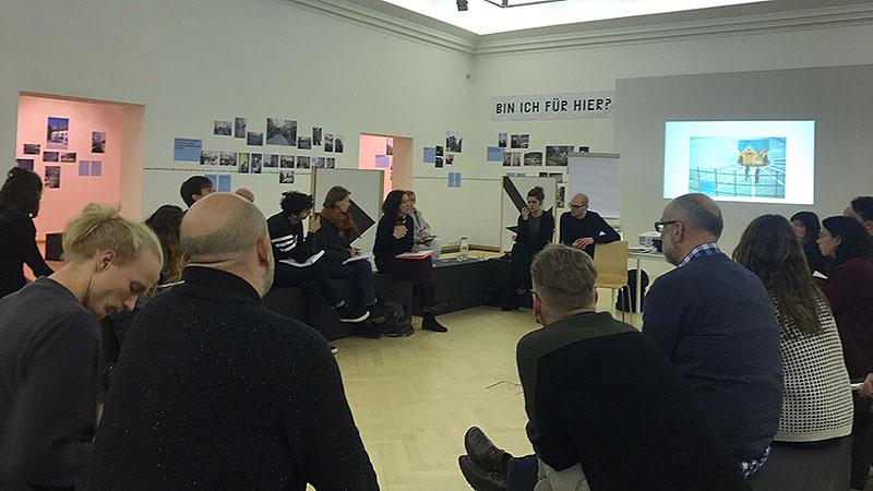 Lendhafen Diskussion