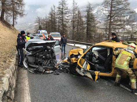Unfall Mühlbachl