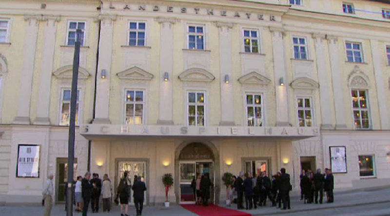 Schauspielhaus, Landestheater