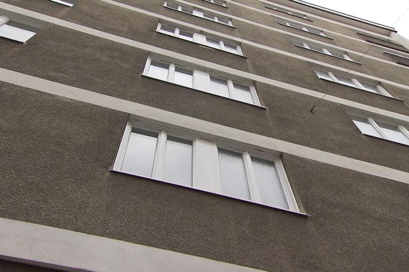 Fassade Gemeindebau